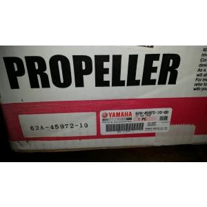 Yamaha stainless steel propeller